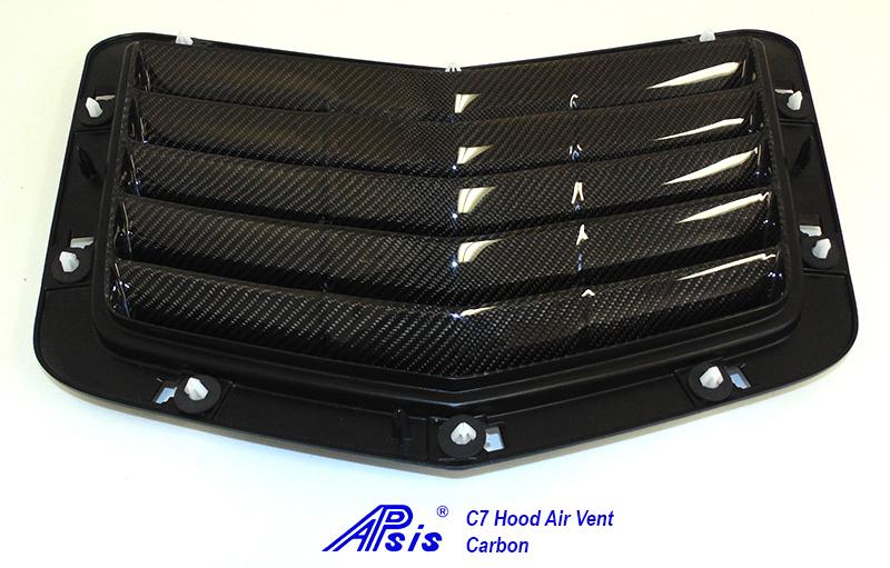 C7 Hood Air Vent-CF-individual-2