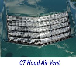C7 Hood Air Vent-installed jerseys vert-1 250