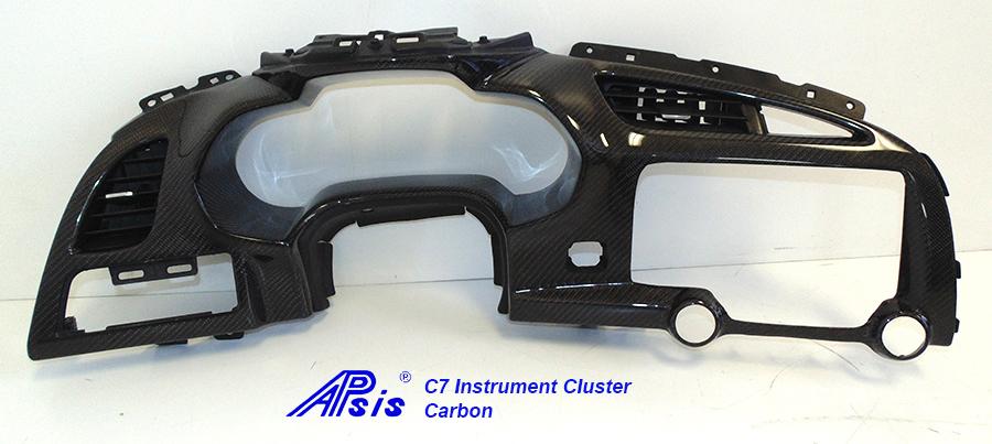 C7 Instrument Cluster-CF-individual-1