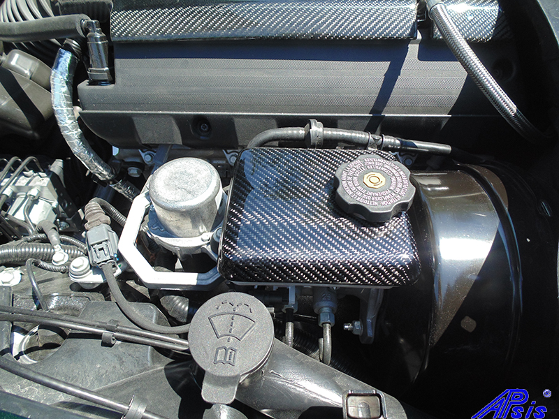 C7 Master Cylinder Cover-installed-outdoor-2