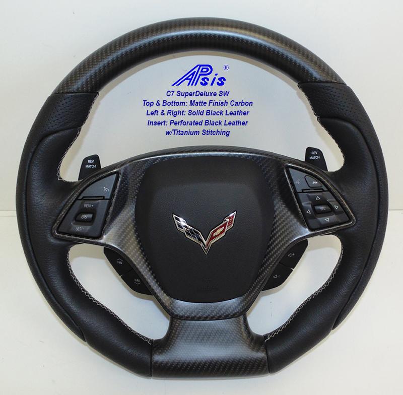 C7 SDX SW w-matte finish w-airbag-BK+PBK w-Ti-1