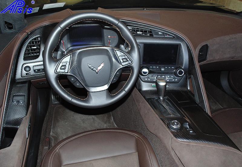 C7 Whole Interior-matte-jerseys car-1