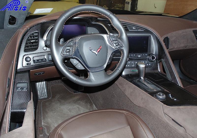C7 Whole Interior-matte-jerseys car-2