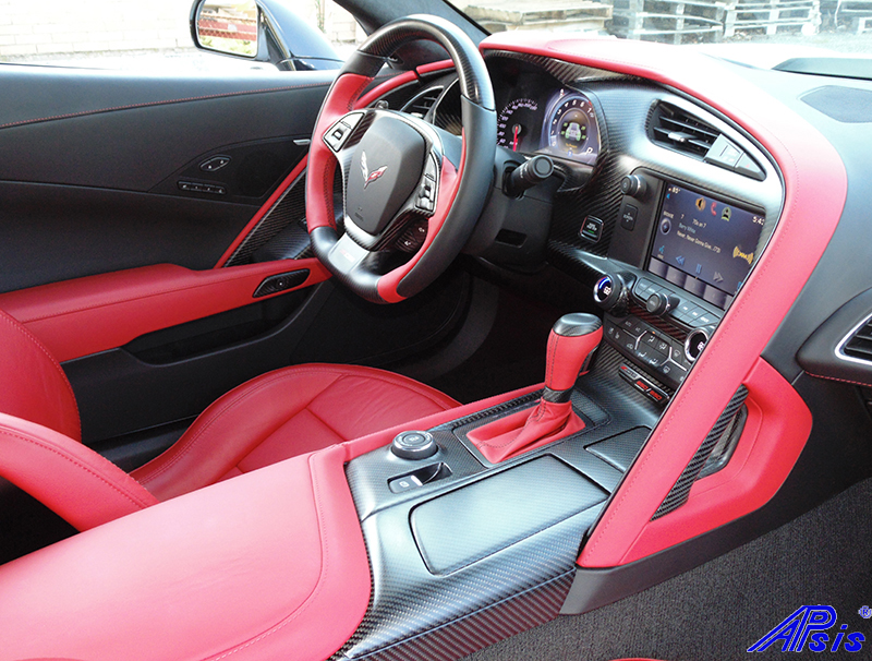 C7CARBONWHOLEINTERIORRED6