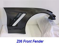 C7Z06FRONTFENDER250