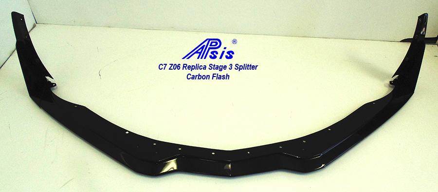 C7Z06REPLICASTAGE3SPLITTERCF1