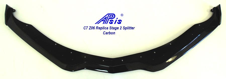 C7Z06SPLITTERSTAGE2CF1