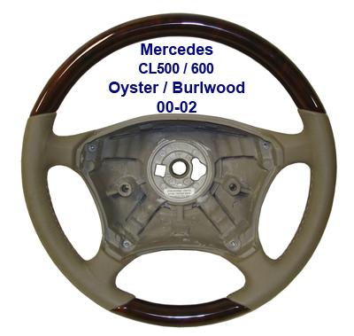 CL500 600 Oyster-Burlwood 00-02