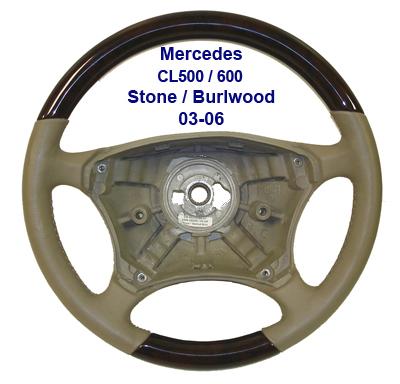 CL500 600 Stone-Burlwood 03-06