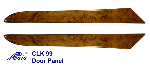CLK 99 Golden Birdseye-Door Panel-done