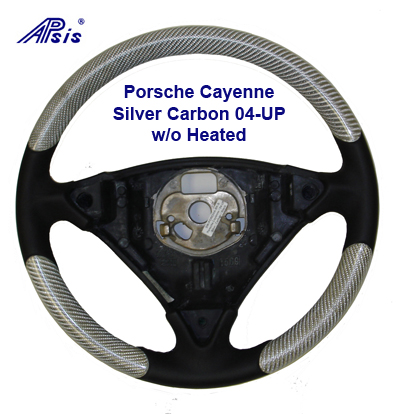 Cayenne SW-non-heated-Silver CF- 400 04-UP