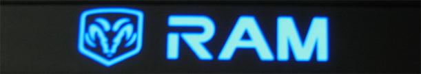 Dodge Ram PU Screen -dnn