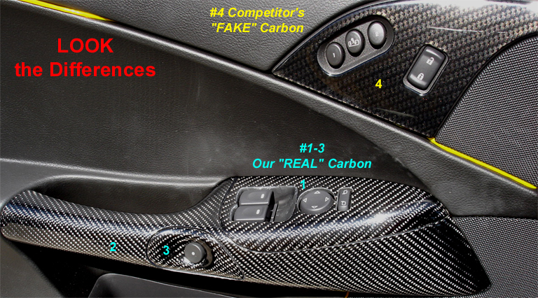 Driver Side Door Comparison