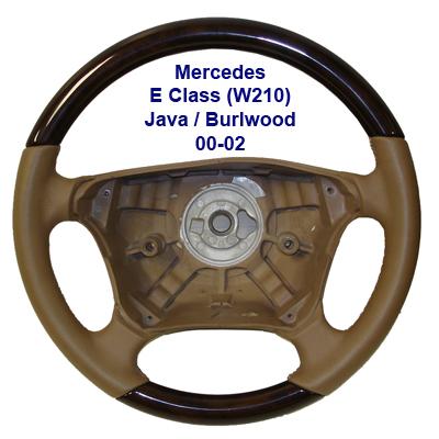 E Class 00-02-Java-burlwood-400