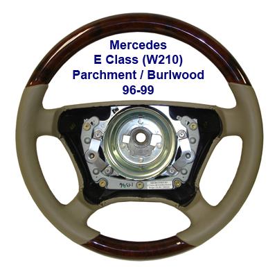 E Class 96-99-parchment-burlwood-400
