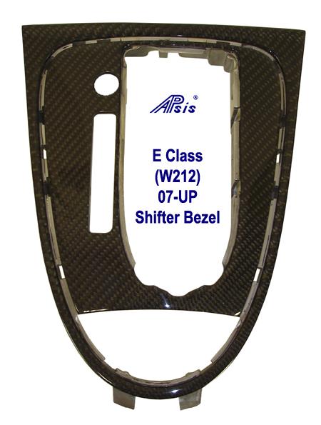 E Class (W212) 07-UP Shifter Bezel- 450