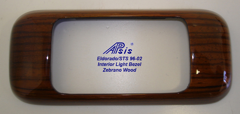 Eldorado Interior Light Bezel-zebrano-1