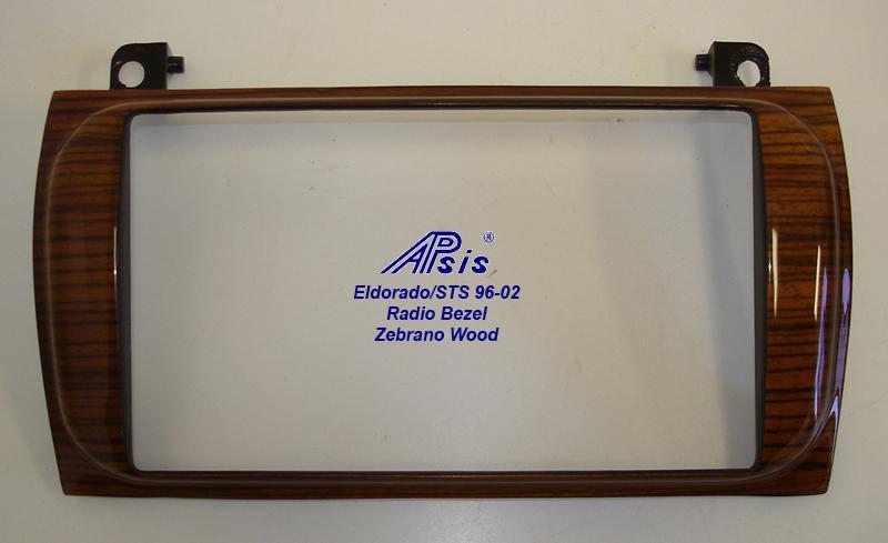 Eldorado Radio Bezel-zebrano-1