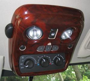 Escalade 00-UP Overhead Console - 300