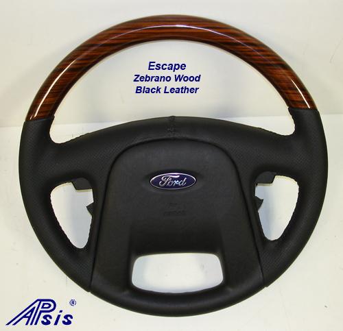 Escape w-zebrano wood-black-1