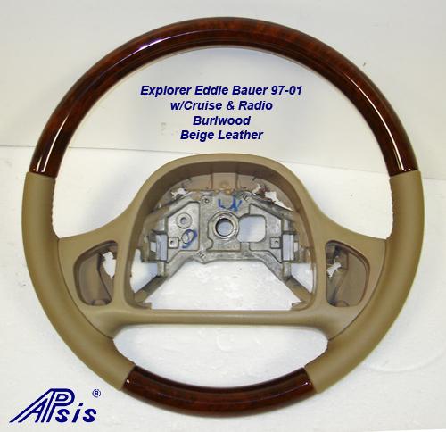 Explorer Eddie Bauer w-cruise+radio-beige-burlwood--