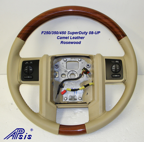 F250-350-450-550 SuperDuty 08-UP-camel-rosewood-1