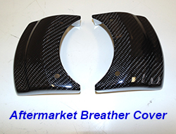 FLH Aftermarket Breather Cover-GLS style-1 250