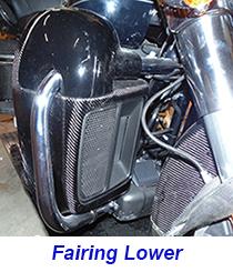 FLH Fairing Lower-installed-1 210
