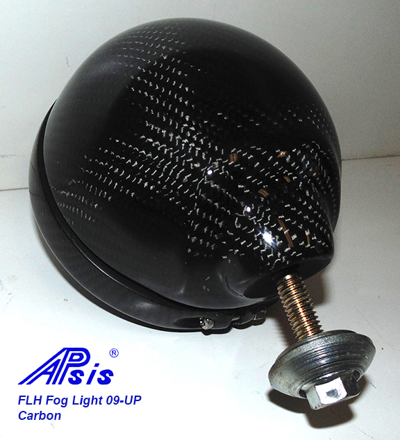 FLH Fog Light-CF-individual-2 back view