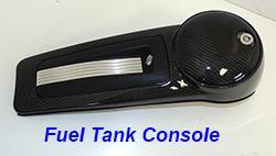 FLH Fuel Tank Console w-fuel door-individual-1 250