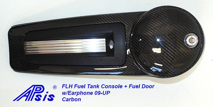 FLH Fuel Tank Console w-fuel door-individual-3