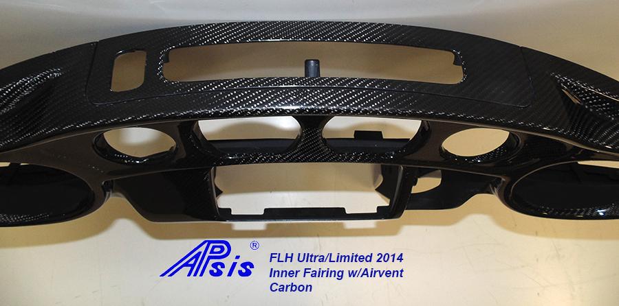 FLH Inner Fairing-ultra-limited-CF-individual-close shot-1