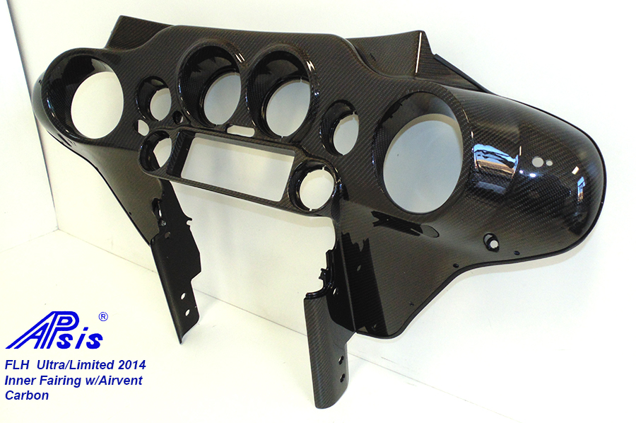 FLH Inner Fairing-ultra-limited-CF-individual-side view-1