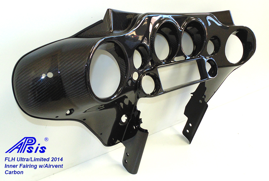 FLH Inner Fairing-ultra-limited-CF-individual-side view-2