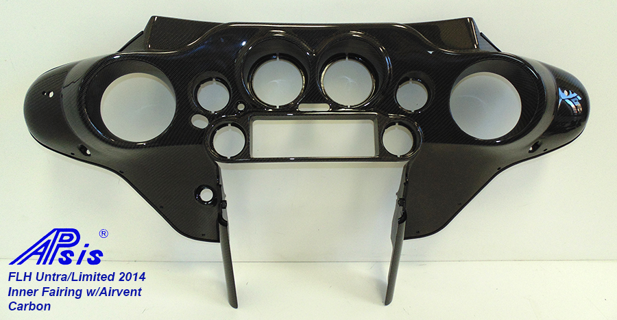 FLH Inner Fairing-ultra-limited-CF-individual-straight view-1