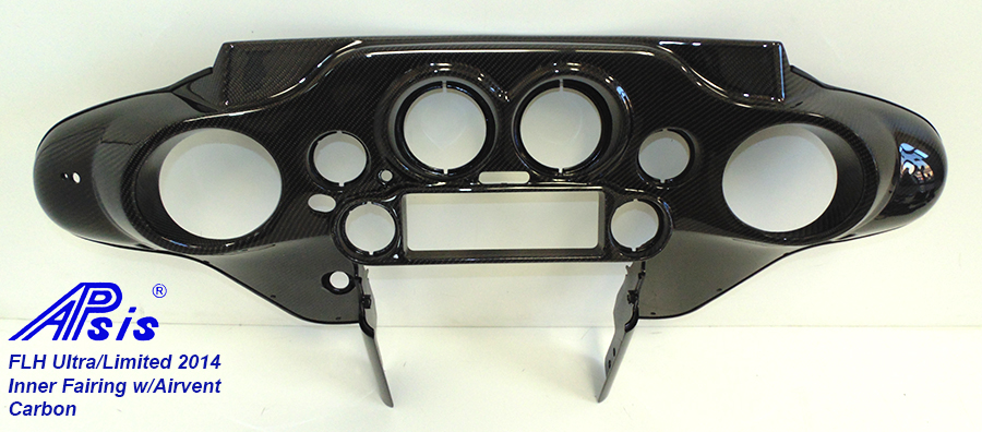 FLH Inner Fairing-ultra-limited-CF-individual-straight view-2