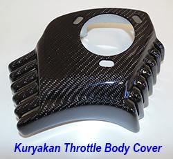 FLH Kuryakan Throttle Body Cover-individual-1 250