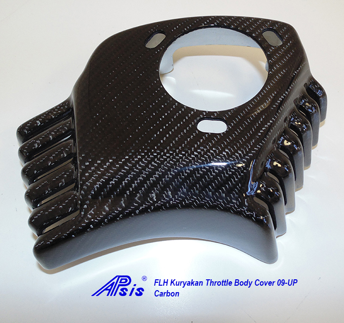 FLH Kuryakan Throttle Body Cover-individual-1