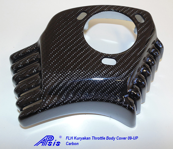 FLH Kuryakan Throttle Body Cover-individual-2