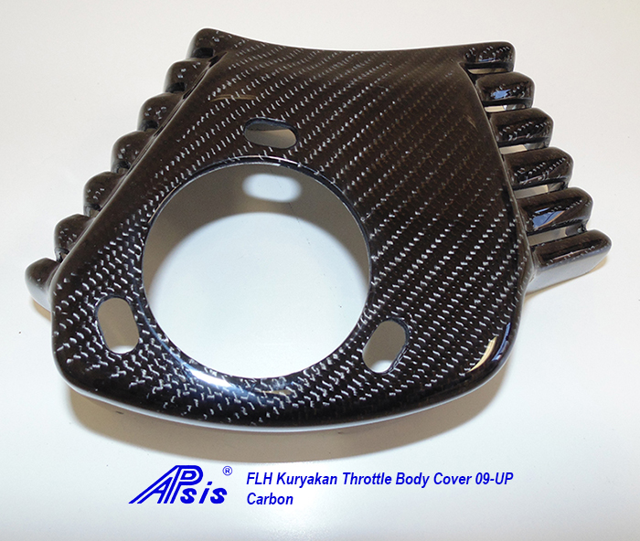 FLH Kuryakan Throttle Body Cover-individual-5