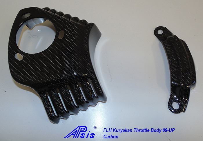 FLH Kuryakan Throttle Body Cover-individual-6