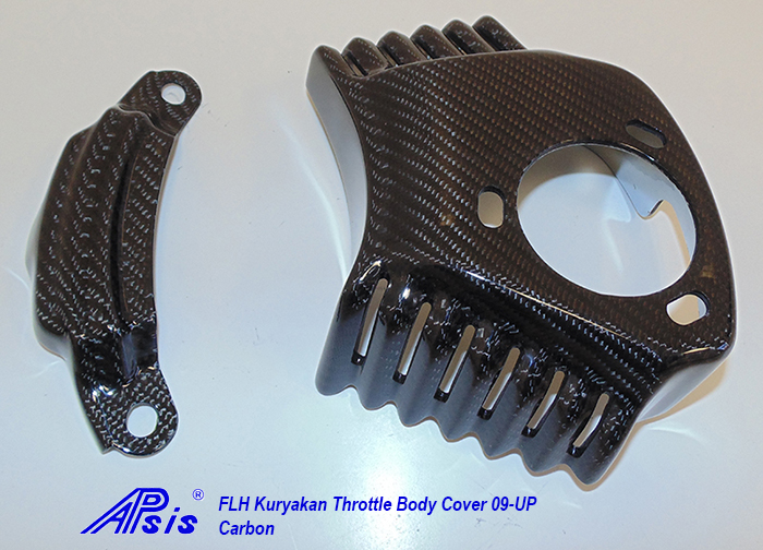 FLH Kuryakan Throttle Body Cover-individual-7