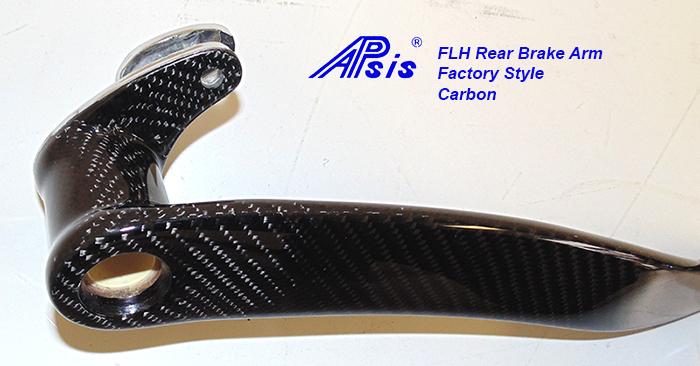 FLH Rear Brake Arm-individual-5 close shot