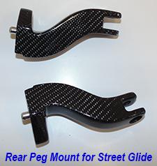 FLH Rear Peg Mount-individual-1 225
