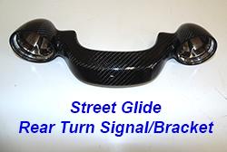 FLH Rear Turn Signal-Bracket for Street Glide only-invidual-1 250