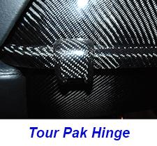 FLH Saddlebag Hinge 14-UP-installed-taken at warehouse-3 225
