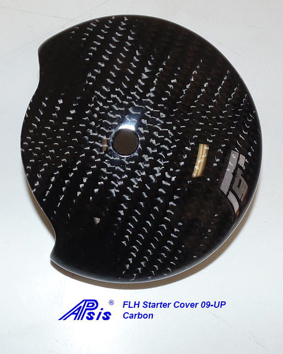 FLH Starter Cover-CF-individual-1