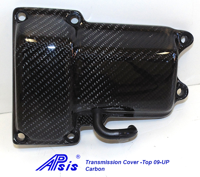 FLH Transmission Cover-CF-individual-2