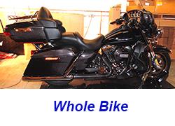 FLH Whole Bike-installed-taken at warehouse-2 250