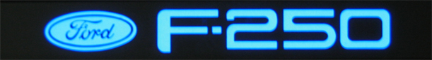 Ford F-250 Screen-dnn
